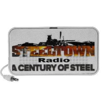 Steel Town Radio Speakers