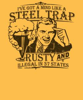Steel Trap T Shirt