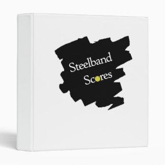 Steelband Scores Binder