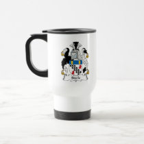 Steele Family Crest Mug