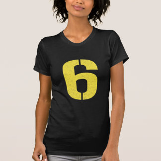 Steeler 6 Time Champions T-shirt