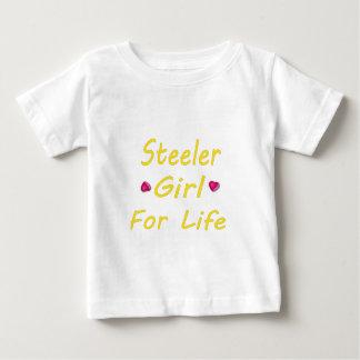 steeler girl life tee shirt