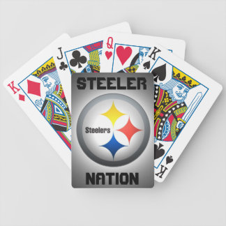 Steeler Nation Playing Cards