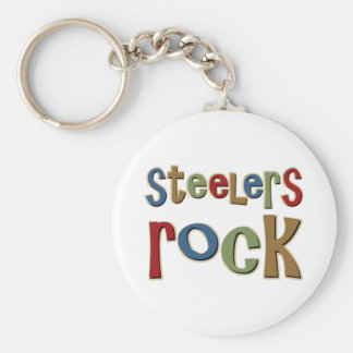 Steelers Rock Keychain