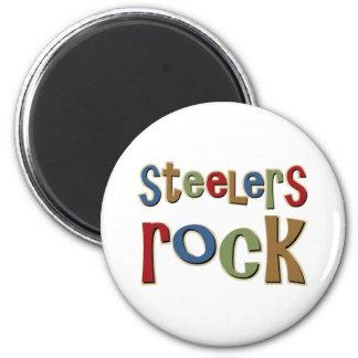 Steelers Rock Magnet