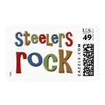 Steelers Rock Postage Stamps