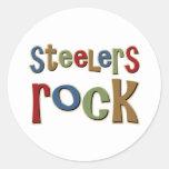 Steelers Rock Stickers