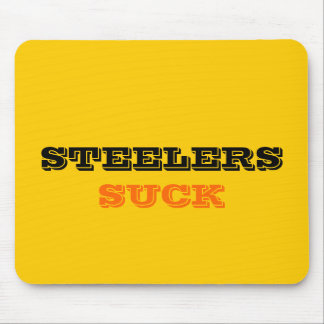 STEELERS, SUCK MOUSE PAD