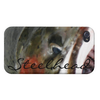 Steelhead Cover For iPhone 4