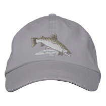Steelhead Embroidered Baseball Hat