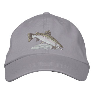 Steelhead Embroidered Baseball Caps