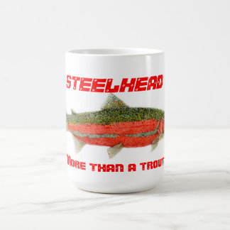 Steelhead-More than a trout Mug