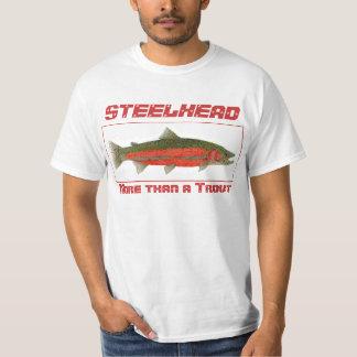 Steelhead - More than a Trout T-shirts