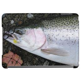 Steelhead Rainbow Trout Fly Fishing Cover For iPad Air