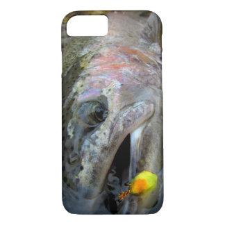 Steelhead Rainbow Trout Fly Fishing iPhone 8/7 Case