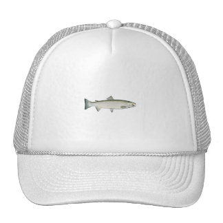 Steelhead Rainbow Trout Mesh Hat