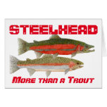 Steelhead Trout Card