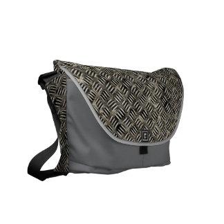 Steelplate Messenger Bag