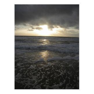steely dawn postcard