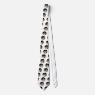 Steely Grey Pony Men's Necktie