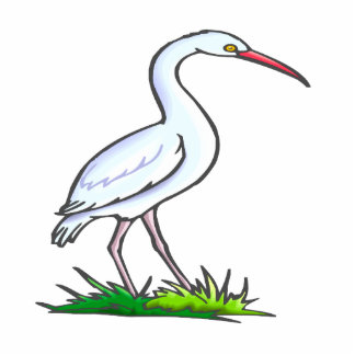 Steemy Stork Photo Cut Out