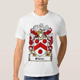 Steen Family Crest T-shirt