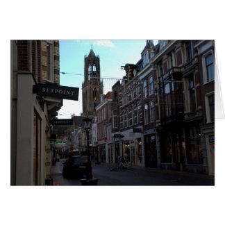 Steenweg, Utrecht Card