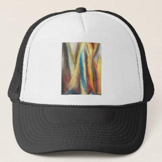 Steep Mountain Pass ( abstract landscape) Trucker Hat