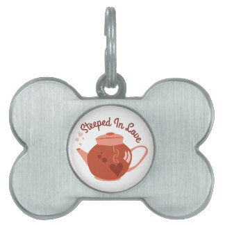 Steeped In Love Pet Tags