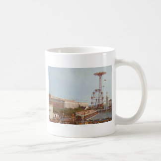 Steeplechase Amusement Park, Coney Island NY Coffee Mug