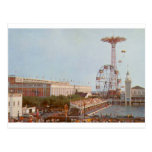 Steeplechase Amusement Park, Coney Island NY Postcards