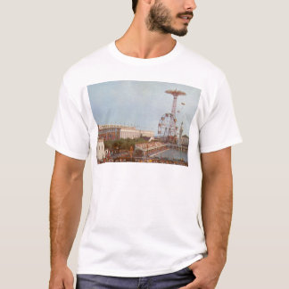 Steeplechase Amusement Park, Coney Island NY T-Shirt