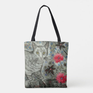 Steep's Garden Tote Bag