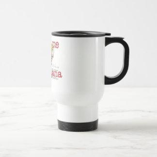 Steer me to Indiana Coffee Mug