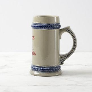 Steer me to Indiana Mug