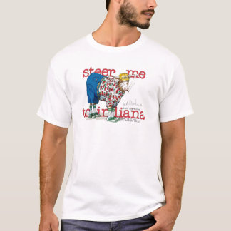 Steer me to Indiana T-Shirt