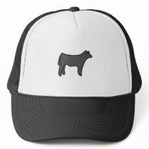 Steer Trucker Hat