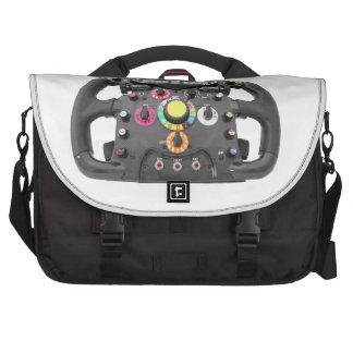 Steering formulates racing wheel bags for laptop