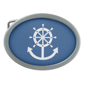 Steering wheel and anchor belt buckle