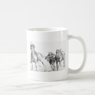 Steerwrestler Coffee Mug