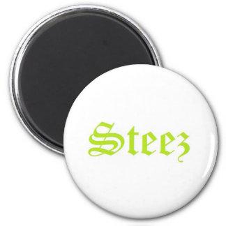 Steez 2 Inch Round Magnet