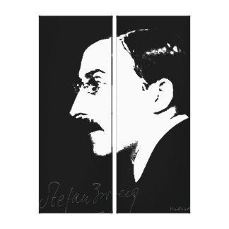 Stefan Zweig Canvas Print