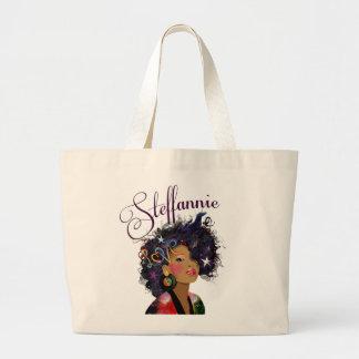 """Steffannie"" (tote personalizado) 2 Bolsa"
