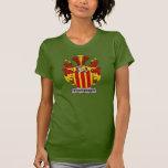 Steffensen Family Crest Tee Shirts