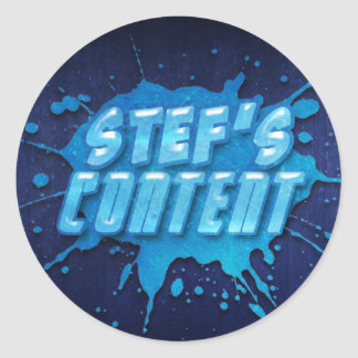 Stef's Content stickers