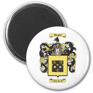 Stegall 2 Inch Round Magnet