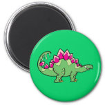 Stegasaurus Magnets