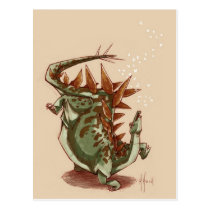 artsprojekt, http, www.martinhsu.com, stegosaurus, animals, moulter, rhythm, molter, ballroom dance, stayer, syncopation, pureblood, foxtrot, marine creature, migrator, ectotherm, poikilotherm, range animal, work animal, varment, acrodont, hexapod, predatory animal, larva, fine art, fictional animal, metazoan, zooplankton, pleurodont, conceptus, chordate, fertilized egg, being, stegosaur stenops, communications protocol, hypertext transfer protocol, creepy-crawly, homotherm, homeotherm, homoiotherm, Cartão postal com design gráfico personalizado