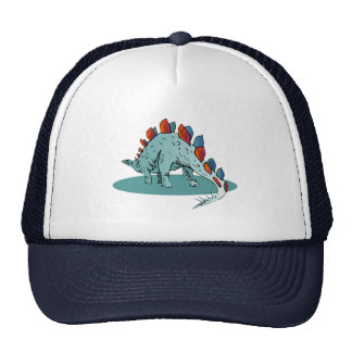 Stegosaurus (3) gorra
