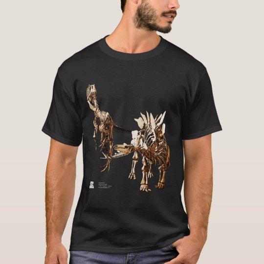 Stegosaurus and Allosaurus T-Shirt